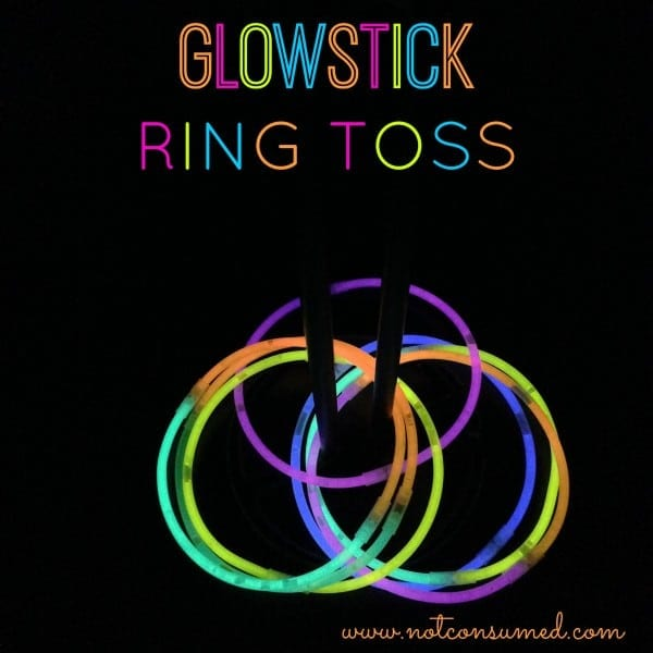 Glowstick Ring Toss