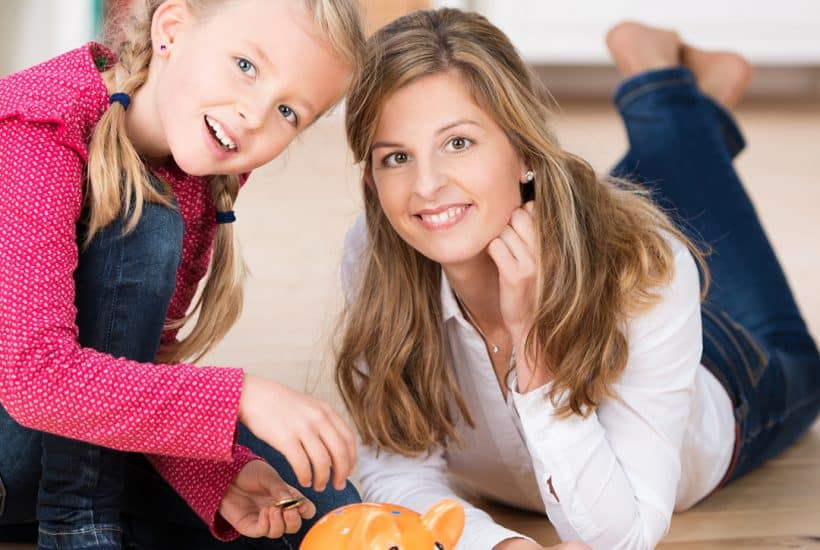 single mom homeschool