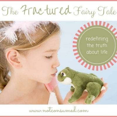 The Fractured Fairy Tale: Redefining the Truths about Life