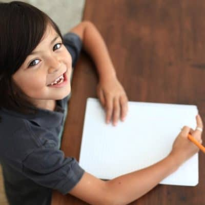 3 Steps to a Simple Homeschool