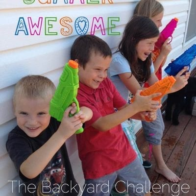 The Backyard Challenge: Unleashing Summer Awesome