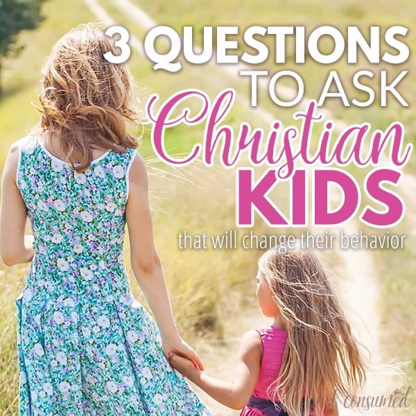 3 Discipline Questions for Christian Kids