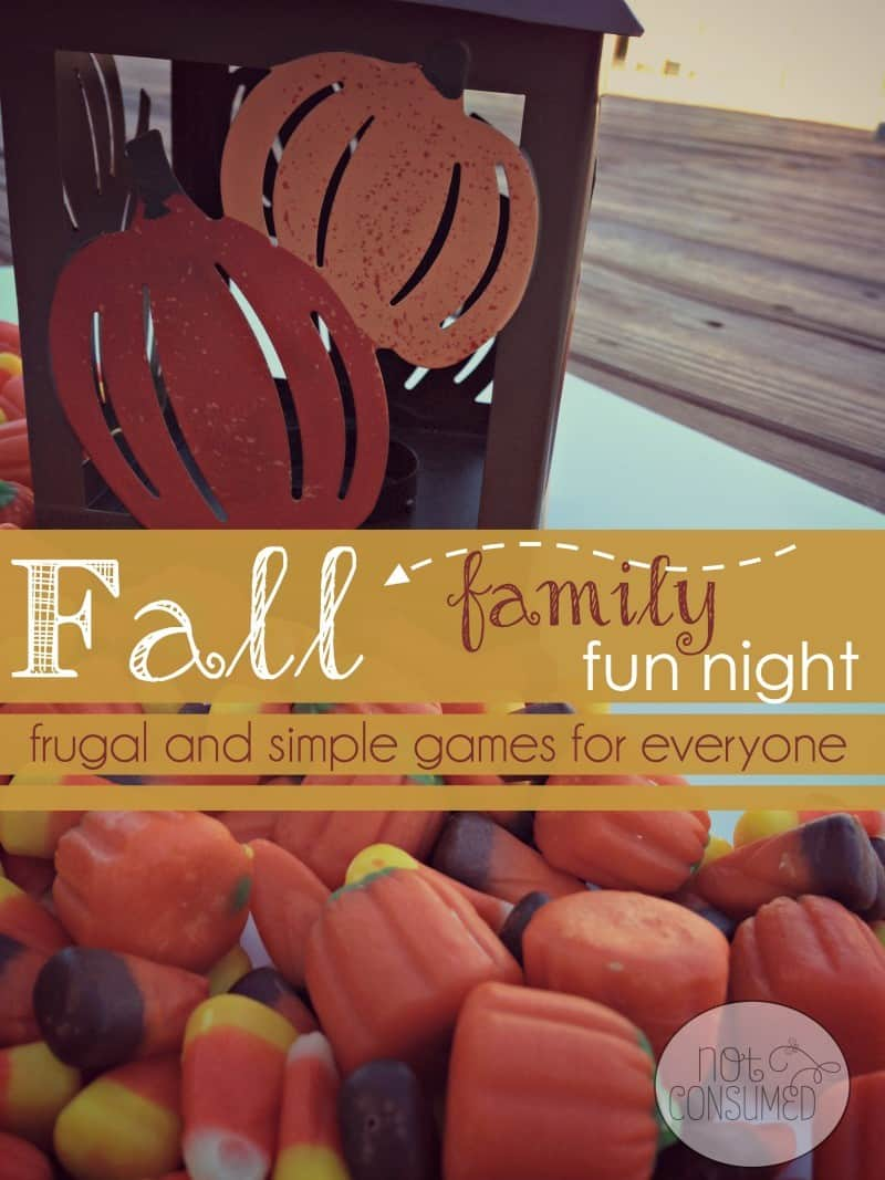 Family Fun Night Is All About Simple And Frugal For Everyone Youll