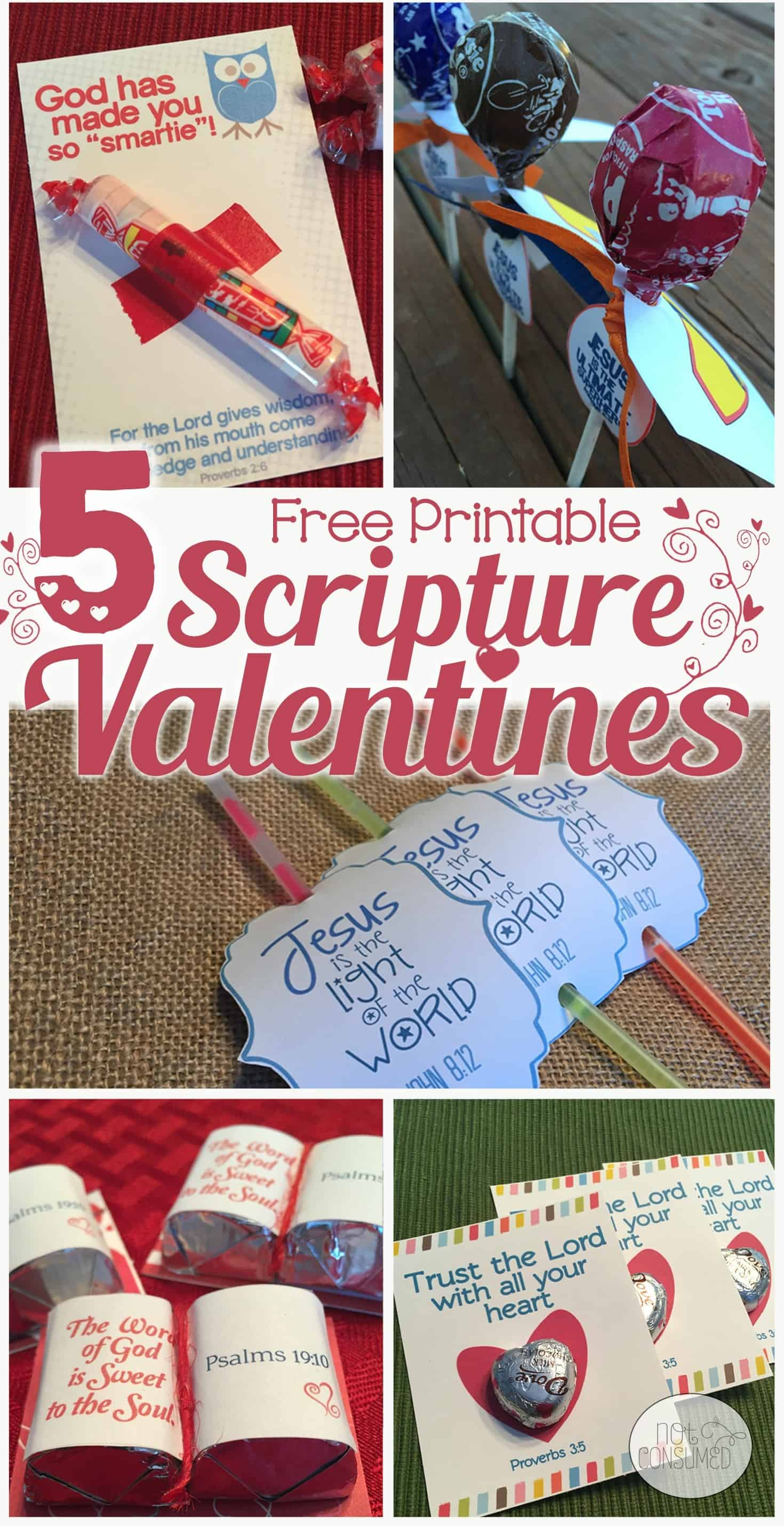 Looking For A Great Way To Share The Love Of Jesus This Valentineu0027s Day?  These