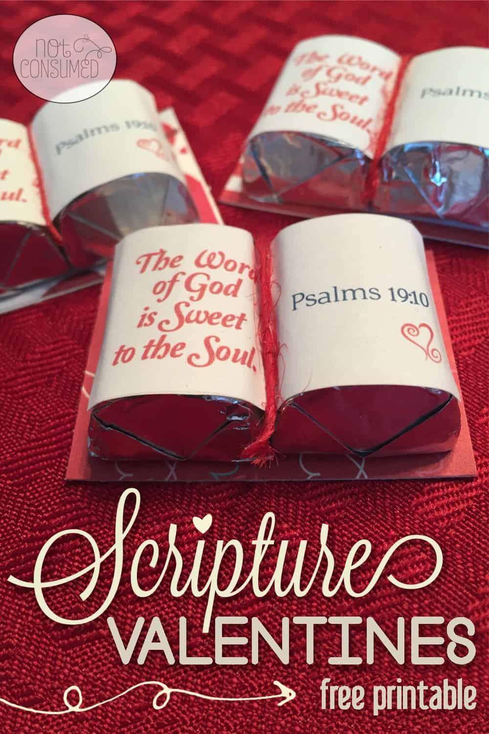 Free valentine scripture printables looking for a simply crafty way to share gods love this valentines day you kristyandbryce Images