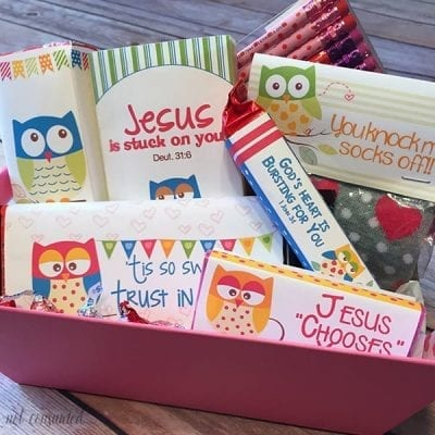 Valentine's Gifts For Kids: Easy Ideas with Free Printables