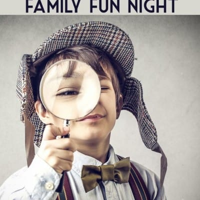 Super Sleuth Family Fun Night