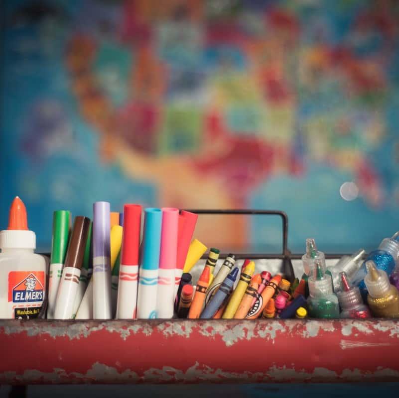homeschool supplies list