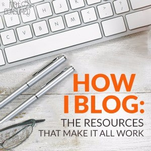 Wondering how to make this blog thing work? I've got a few suggestions.