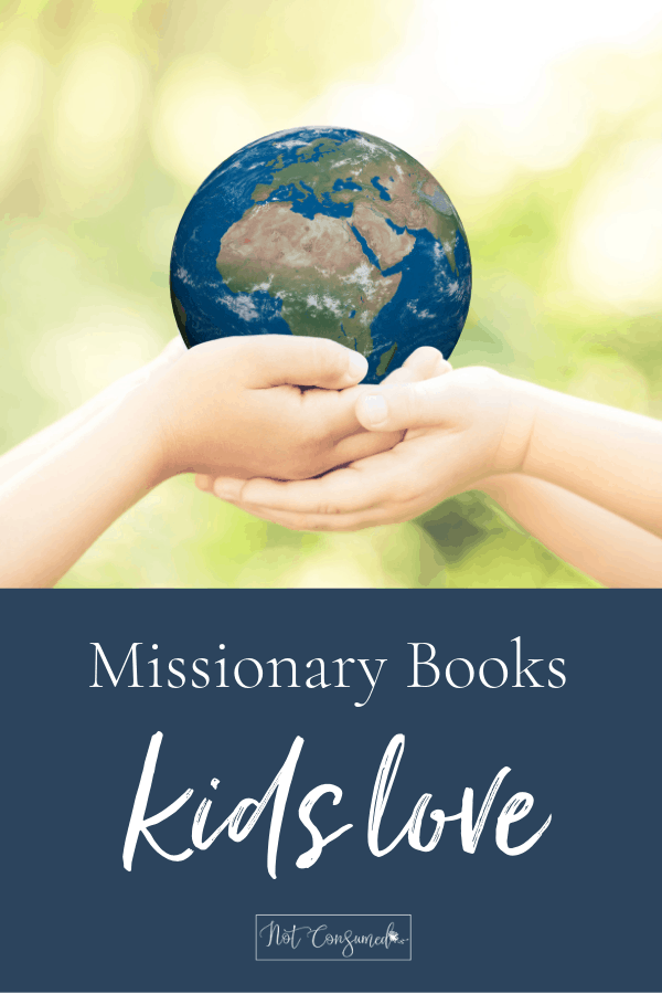 missionary books
