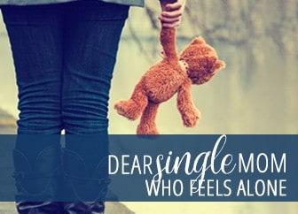 Elaine Denims Feels Mom Alone Dear Single Who you get