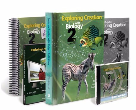 homeschool science curriculum biology