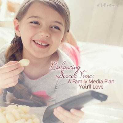 Balancing Screen Time: A Christian Family Movie Plan You'll Love