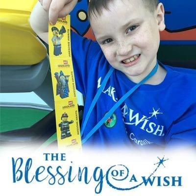 The Blessing of Make-a-Wish
