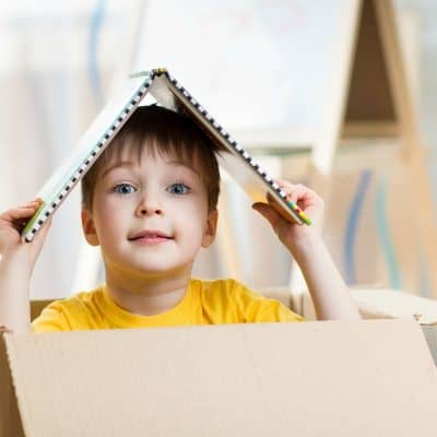 Finding the Courage to Homeschool OUTSIDE the Box
