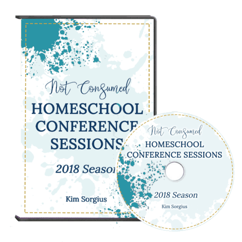 homeschool conference sessions