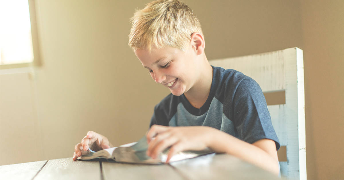 Creative and Fun Kids Devotions For The Whole Family