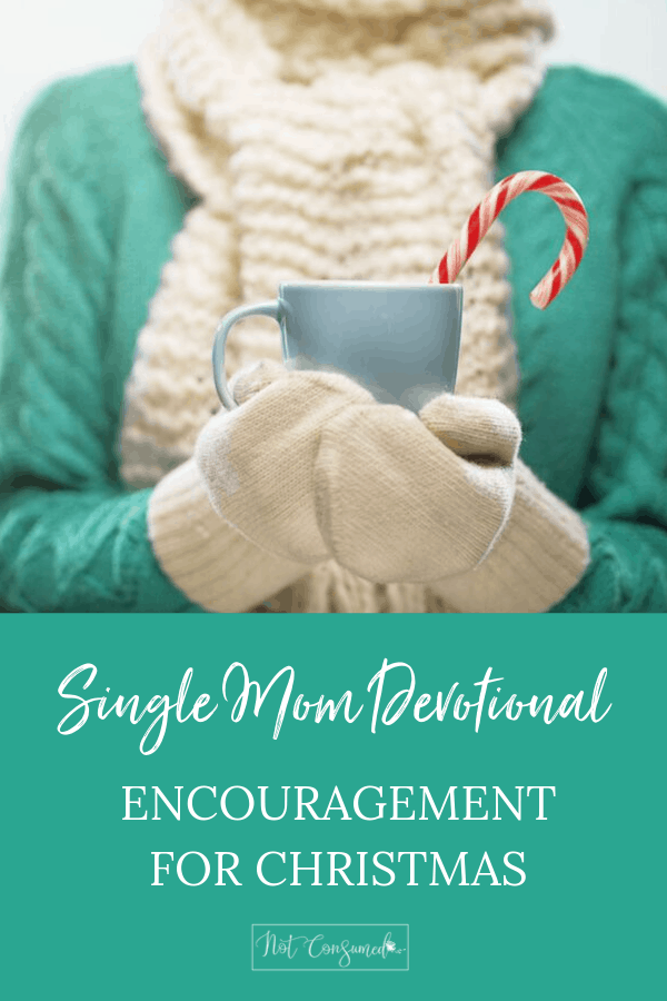 single mom christmas