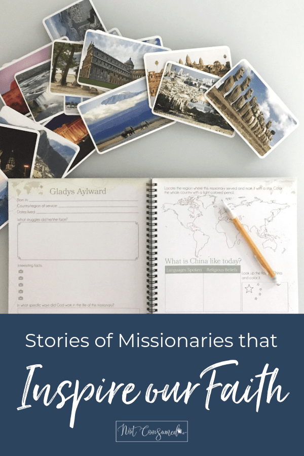 To Every Nation Missionary Stories