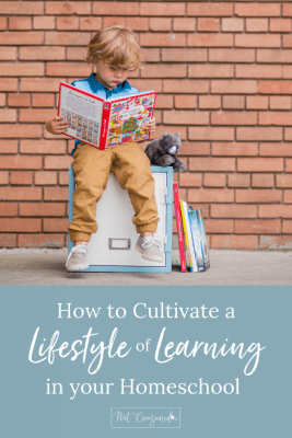 lifestyle of learning