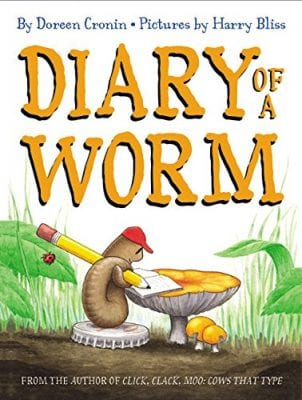 diary-of-a-worm funny book