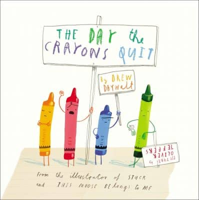 the-day-the-crayons-quit book