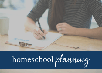 Want some help planning your homeschool year?