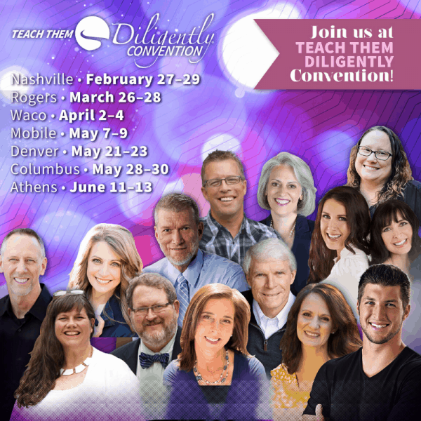 teach them diligently conference
