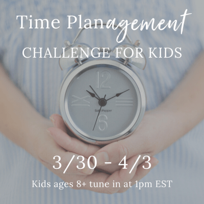 time planagement challenge dates