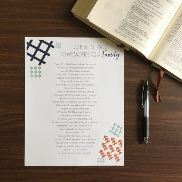 27 Bible Verses