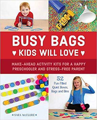 busy bags for preschoolers