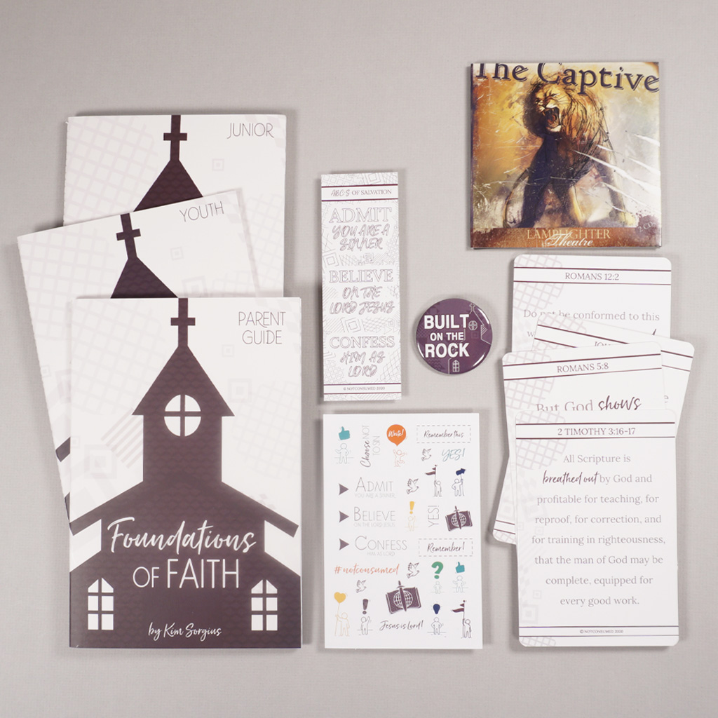 Foundations Family bundle