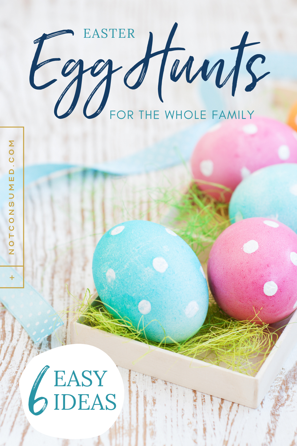 Easy Easter Egg Hunt Ideas For The Whole Family